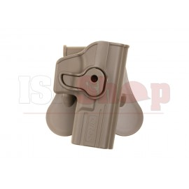 Paddle Holster for WE17 / KJW17 Dark Earth