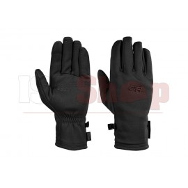 Backstop Sensor Gloves Black