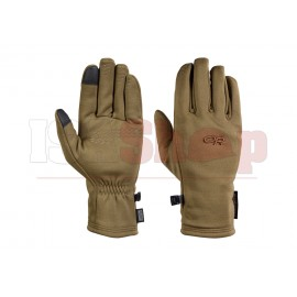 Backstop Sensor Gloves Coyote