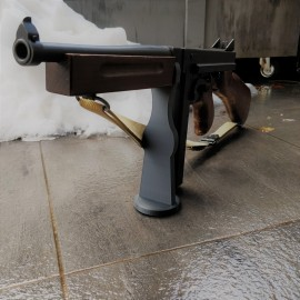 Thompson Rifle Stand