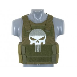 Punisher Body Armor OD