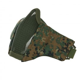 Half Face Mask V2.0 MARPAT Woodland