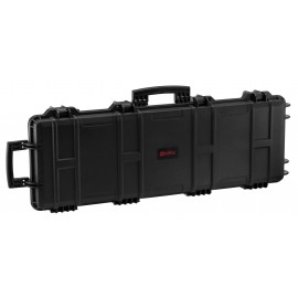 NP Large Hard Case (Wave Foam) - Black