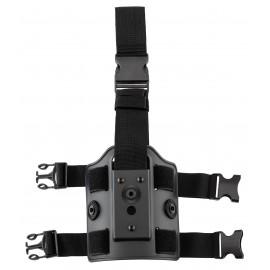 Tactical Holster Platform Black