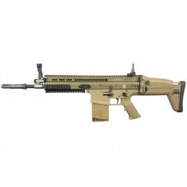 FN Herstal Scar-H Gas Blowback Rifle Tan