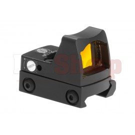 LED RMR Red Dot Black