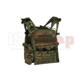 Reaper Plate Carrier MARPAT Woodland