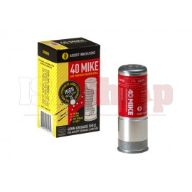 40 Mike Gas Magnum Shell
