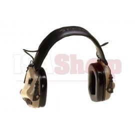 M31 Electronic Hearing Protector Dark Earth