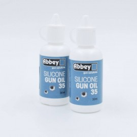 Abbey Silicone Gun Oil 30ml