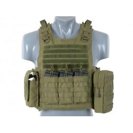 Lightweight AAV FSBE Assault Vest System V2 OD
