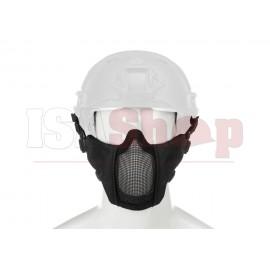 Mk.II Steel Half Face Mask FAST Version Black