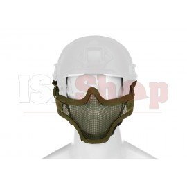 Steel Half Face Mask FAST Version OD