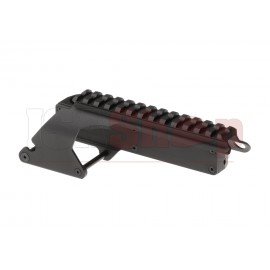Short Shotshell Receiver Rail for TM M870 Series