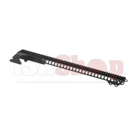 Long Shotshell Receiver Rail for TM M870 Series