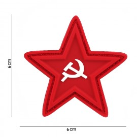 Red Star Hammer & Sickle
