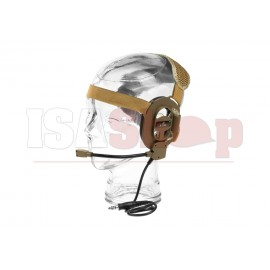 BM IV M-Tactical Headset Dark Earth