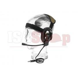 BM IV M-Tactical Headset Black