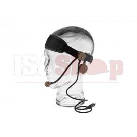 ZCobra Tactical Headset Dark Earth