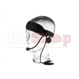 ZCobra Tactical Headset Black