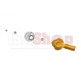 Phantom Long Throw AEG Safety Selector Gold