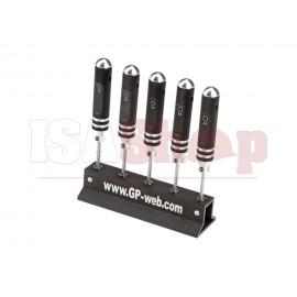 Precision Screwdriver Set Hex
