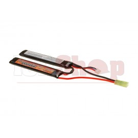 Lipo 7.4V 1000mAh 20C Stock Twin Type