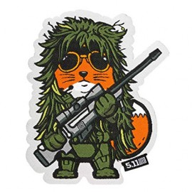 Tactical Fox Sniper Patch