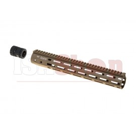 345mm M-LOK Handguard Set Dark Earth