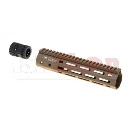 233mm M-LOK Handguard Set Dark Earth