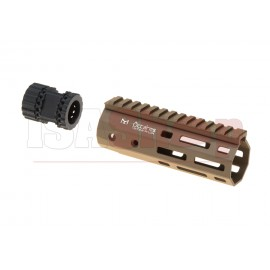 145mm M-LOK Handguard Set Dark Earth