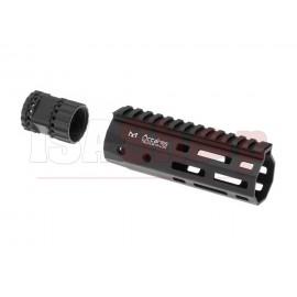 145mm M-LOK Handguard Set Black
