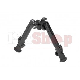 M-LOK Folding Bipod Short Black