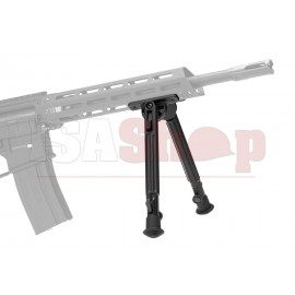 M-LOK Swivel Bipod Long Black