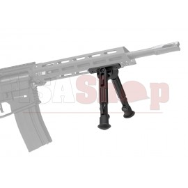 M-LOK Swivel Bipod Short Black