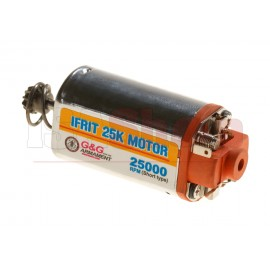 Ifrit 25K Motor Short Type