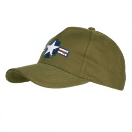Baseball Cap USAF OD