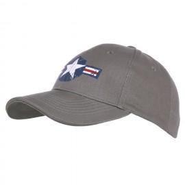 Baseball Cap USAF Grey