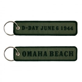 D-Day Omaha Beach Keychain OD
