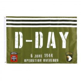 D-Day Airborne Flag