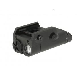 Compact Pistol Flashlight