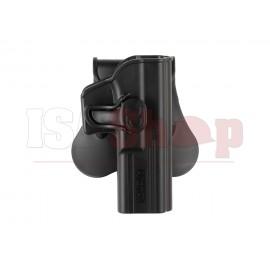 Paddle Holster for G17 / KWA ATP / APS ACP Black