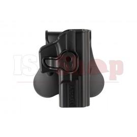 Paddle Holster for WE17 / KJW17 / TM17 Black