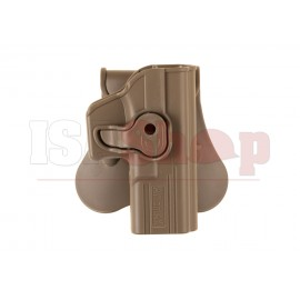 Paddle Holster for WE17 / KJW17 / TM17 Dark Earth