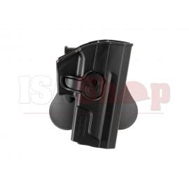 Paddle Holster for SP2022 Black