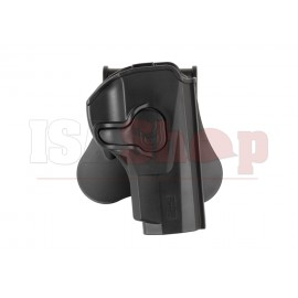 Paddle Holster for Beretta Px4 Storm Black