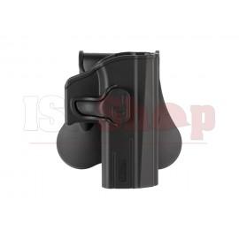 Paddle Holster for CZ P-07 / P-09 Black