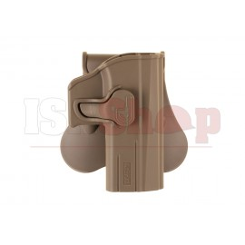 Paddle Holster for CZ P-07 / P-09 Dark Earth