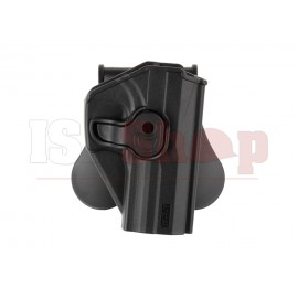 Paddle Holster for KWA USP / USP Compact Black