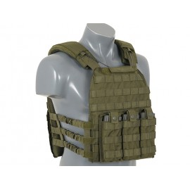 First Defense Plate Carrier OD